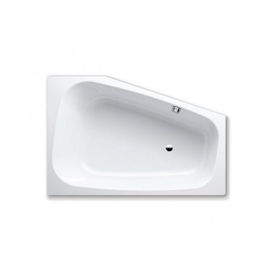 Ванна стальная KALDEWEI Plaza Duo ПРАВАЯ, Mod.190, 180x120/80x43, EasyClean, alpine white
