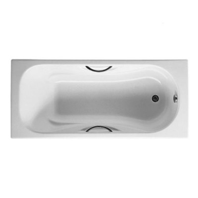 Чугунная ванна 160x75 Roca Malibu