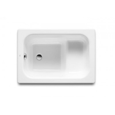 Ванна стальная BANASEO CONTESA 100*70 белая