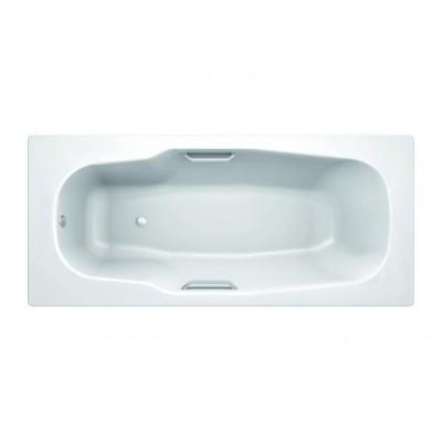 Стальная ванна Koller Pool Atlantica 180x80 см с anti-slip