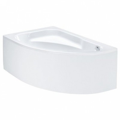 Асимметричная ванна WELNA 160х100 левая
