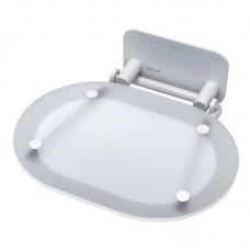 Универсальное сиденье CHROME CLEAR/WHITE