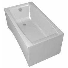 Акриловая ванна VIRGO 180х80 без ножек, белый, Сорт 1
