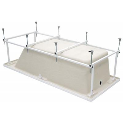 Монтажный комплект к ванне Санторини 160х70