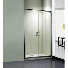 Душевая дверь 200х195 хром/прозрачное/6мм