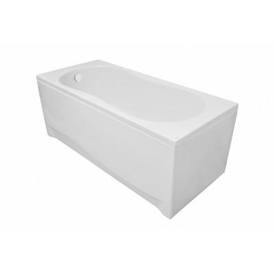 Акриловая ванна NIKE 150*70 без ножек, белый