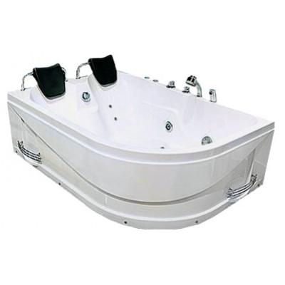 Акриловая гидромассажная ванна Loranto CS-806L 170*120*65 левая