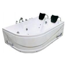 Акриловая гидромассажная ванна Loranto CS-806R 170*120*65 правая