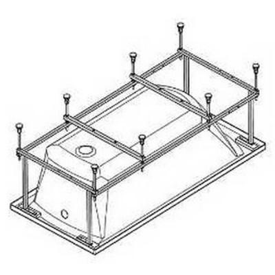 Монтажный комплект к ванне акриловой прямоугольной