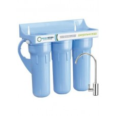 Тройная система очистки  НАША ВОДА Родниковая Вода-3