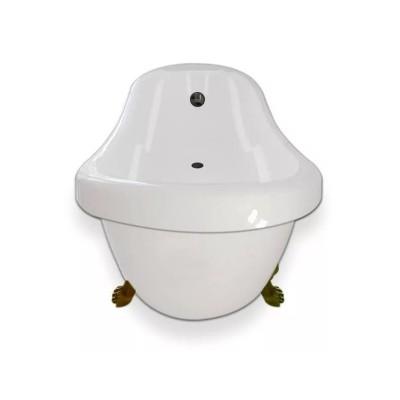 Ванна TS-1705 171*70*62 см пустая ванна, ножки, сифон упаковка (целая на паллете 5 шт)