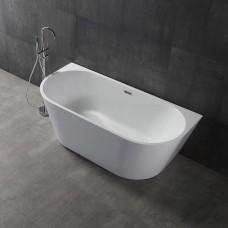 Акриловая отдельностоящая ванна ABBER AB9256 150х80