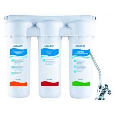 Водоочиститель Аквафор модель Аквафор Трио Норма умягчающий , арт.И1681 Аквафор