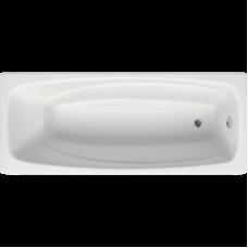 Ванна акрил Лайма-1 1600х700х570+каркас+слив-перелив