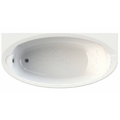 Ванна ариловая Неаполи 180х85 +каркас