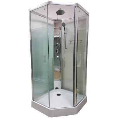 Душевая кабина TS-6032 S 95*95*210 прозрачное стекло